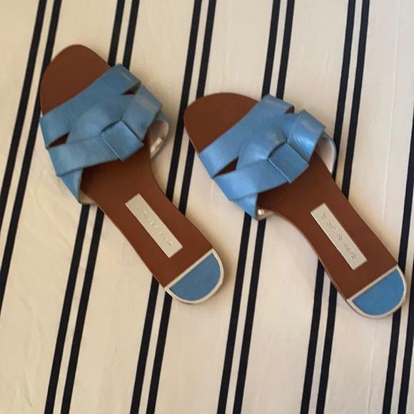Zara sandals. Never been used. Size 7 women